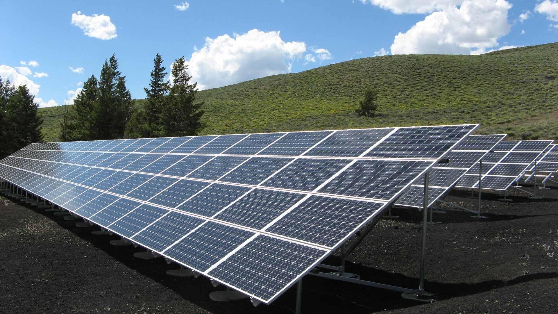 Solaranlage Produkte