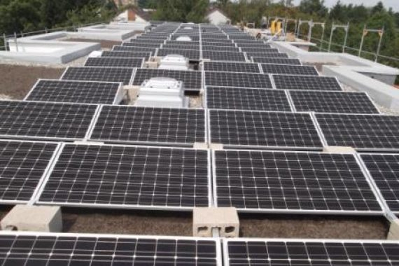 Photovoltaikanlage Hannover