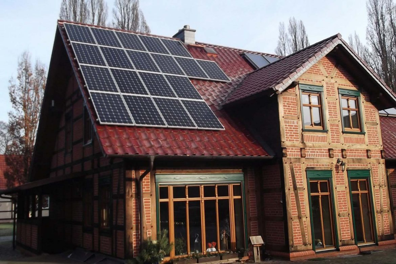 Photovoltaikanlage Hohengrieben