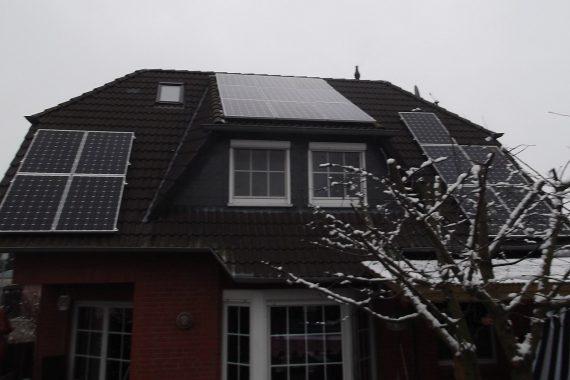 Photovoltaikanlage Kusey