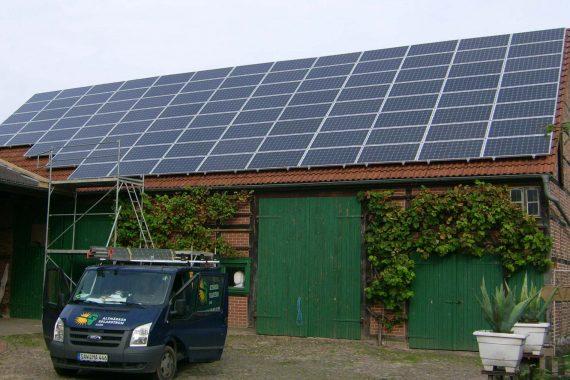 Photovoltaikanlage Molitz