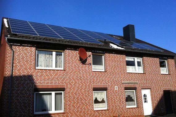 Photovoltaikanlage Parsau