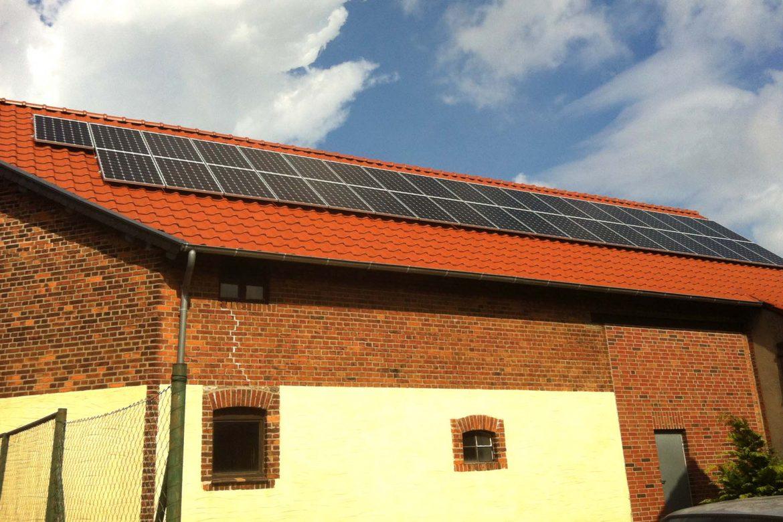 Photovoltaikanlage Wahrstedt